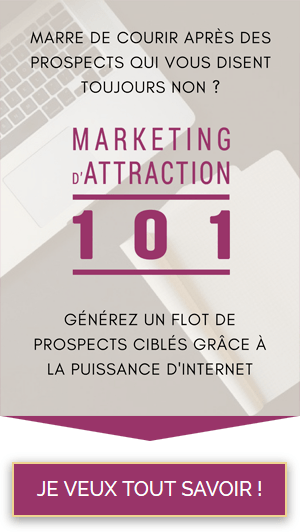 Cours Gratuit Marketing d'Attraction - Osez Le MLM