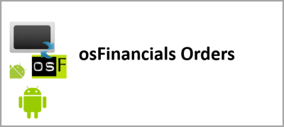 osF Orders - Android app