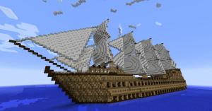 Minecrfat Boat