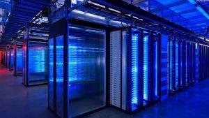 Many Computer Servers Wallpaper