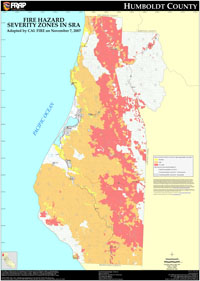 Latest updates on san francisco bay area fires and wildfires burning across northern california and southern california. Welcome To Fire Hazard Severity Zones Maps