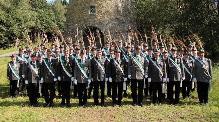 Das Offizierkorps im Jahr 2014