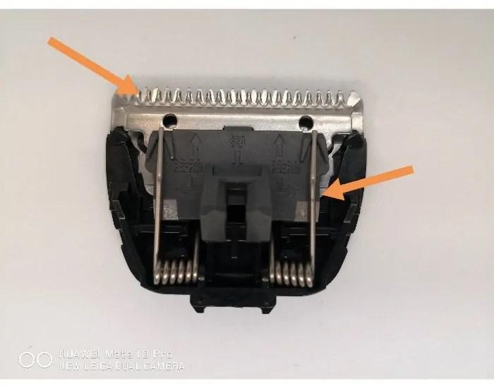 ER-GC72の刃注油部分