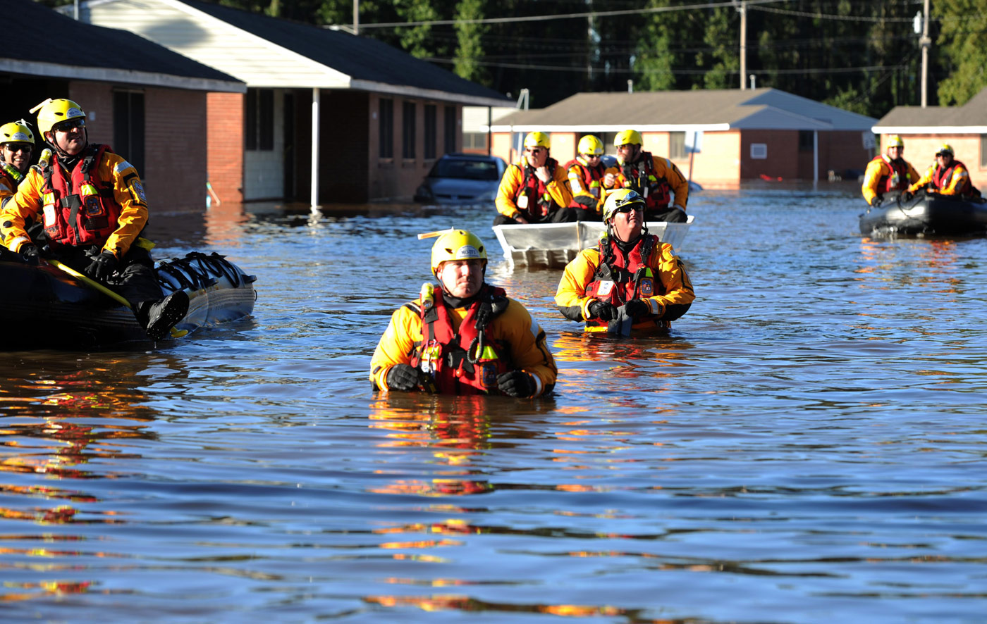 First Responder Safety Awareness During Hurricanes