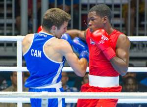 Pan Am Boxing