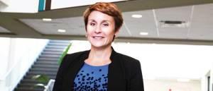 Dr. Elaine Popp, Durham College VP