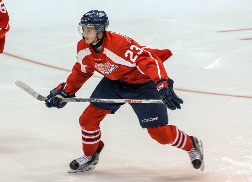 Gens training camp