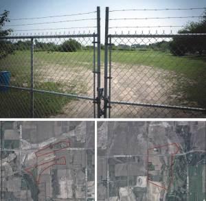 Industrial land gap