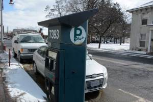 Pay-by-phone parking