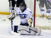 Rikki Lund, hockey