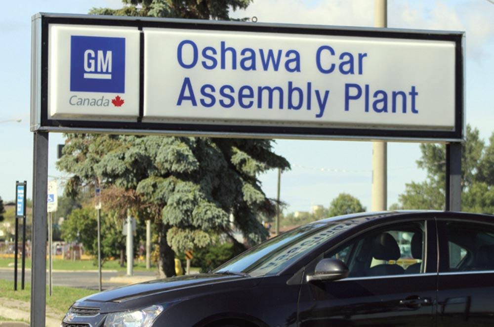 Unifor and General Motors have reached a tentative deal that will keep car production alive and well in Oshawa. The new deal will see new investments made in the plant. The deal is up for a ratification vote this weekend.