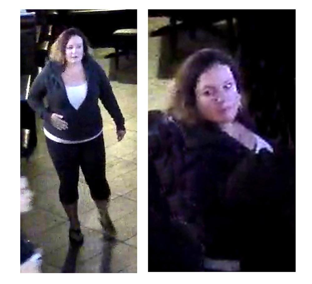 Durham police have released this image of a suspect wanted for the theft of an engagement ring valued at more than $3,000.