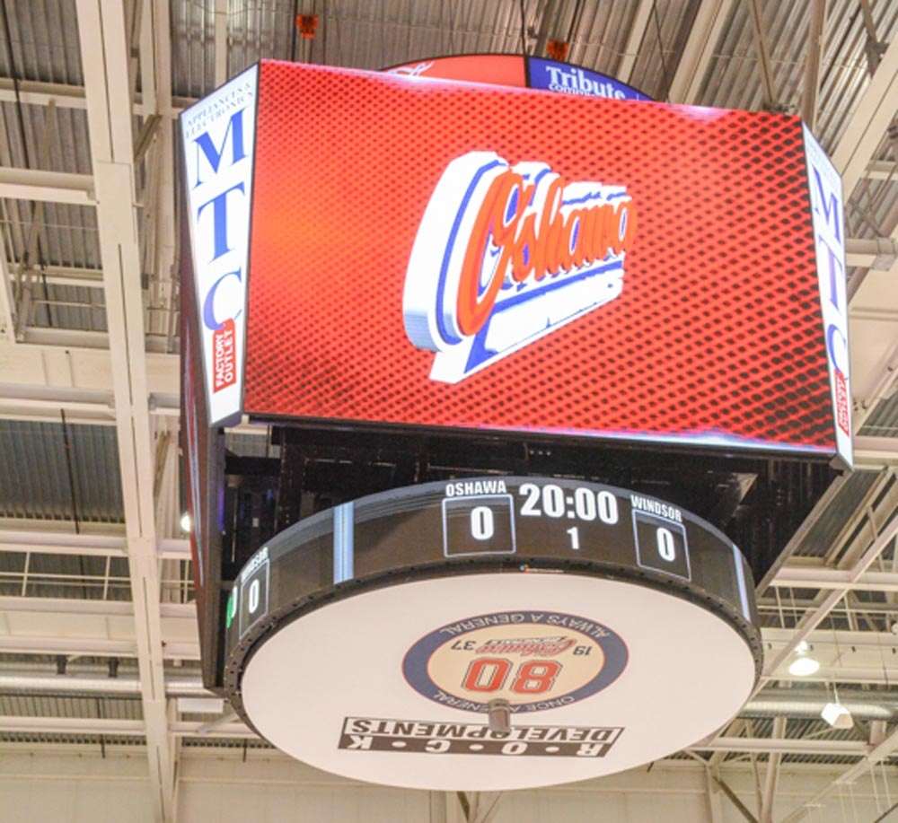 Naming Rights Funds Have No Impact On 2017 Arena Budget The Oshawa