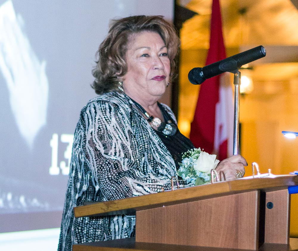 Oshawa's own Shirley Harmer, whose entertainment career spanned decades and included a stint as the host of her own show on CBC, was one of three people inducted to the city's walk of fame.