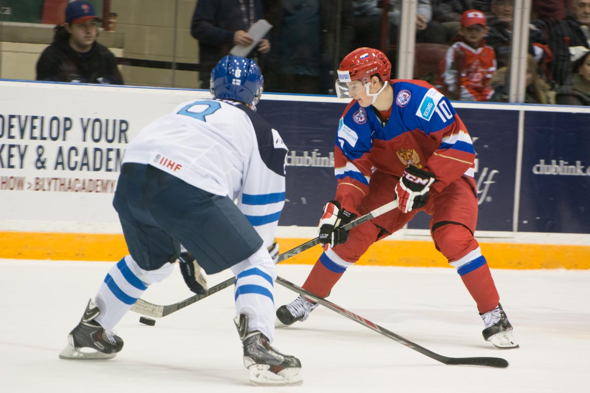 In 2014, Oshawa hosted its first World Juniors pre-tournament game when Russia took on Finland at the then named GM Centre.