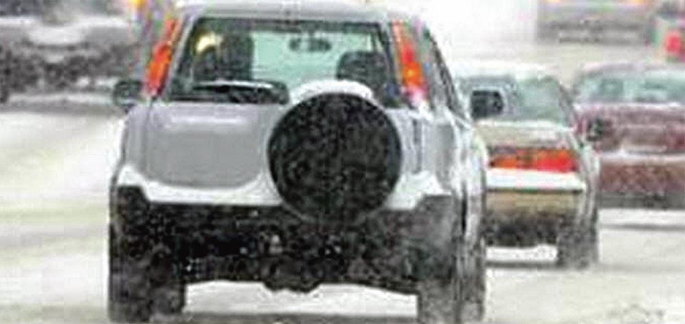 The province is calling on drivers to ensure their cars are ready for the winter season.