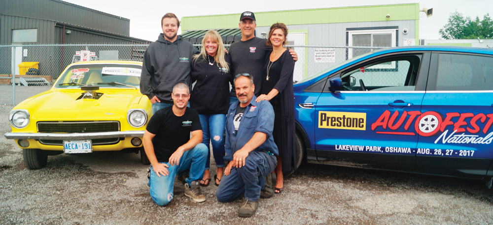 Dom S Auto Continues Support For Autofest The Oshawa Express