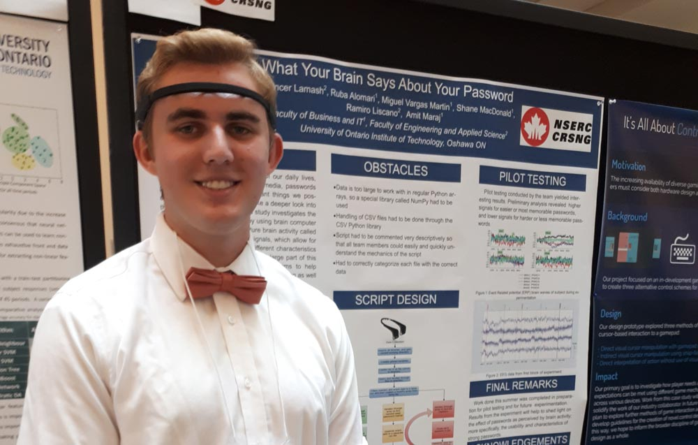 UOIT showcases student research projects | The Oshawa Express