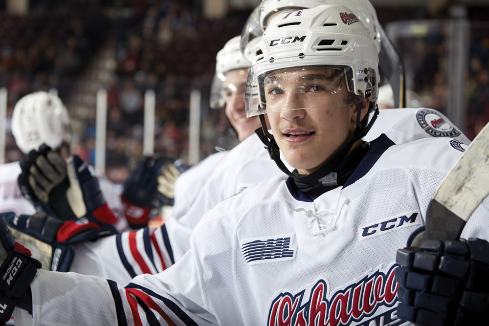 Two Gens taking part in World U17s | The Oshawa Express