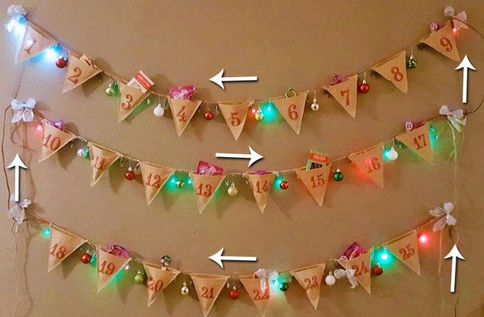 Wiring up Advent Calendar