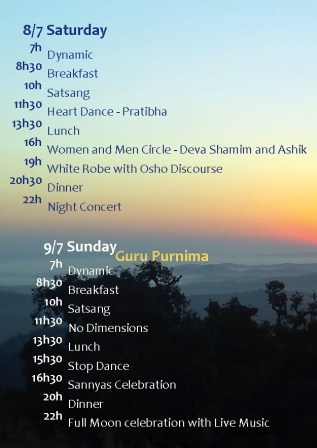 Osho festival 2017 program2