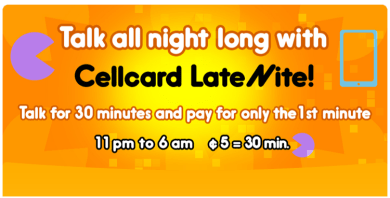 CellCard Promotion