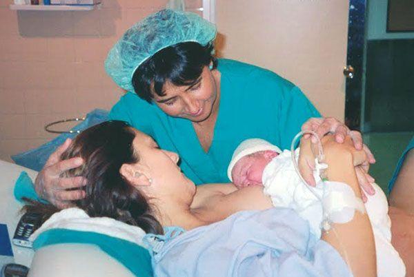 lactancia materna o biberon