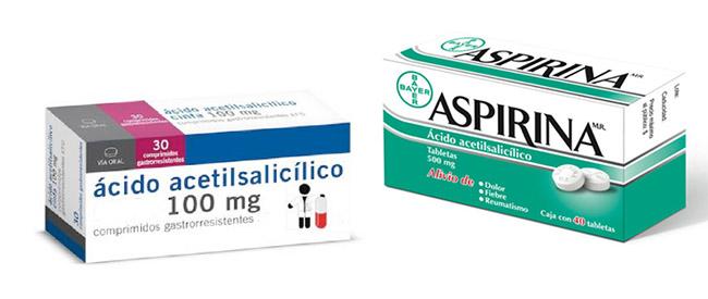 aspirina generica