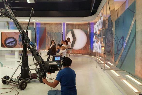 Taller de BLW en Aragón TV