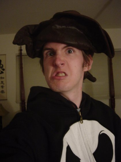 Yarr, Chippy the Pirate