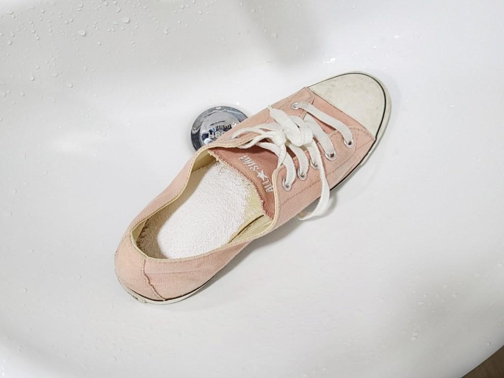 신발 냄새 제거하는 꿀팁