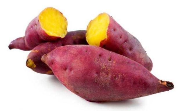 비타민a와 비타민v가 다량 함유되어 있는 고구마