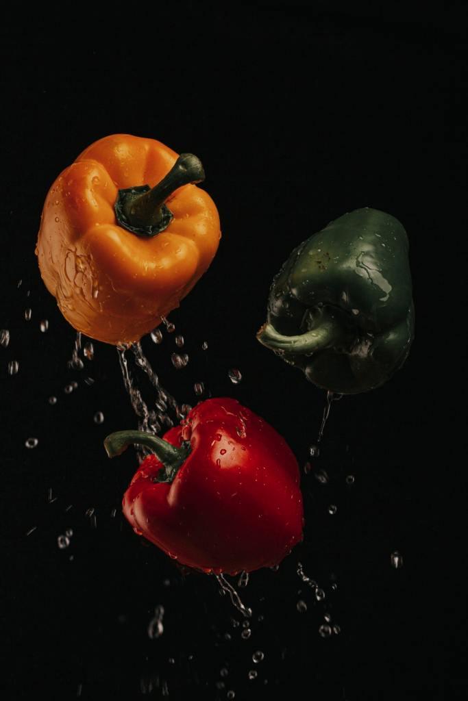 노화방지에 좋은 채소들에는 비트, 석류, 대추, 당근, 방울토마토, 파프리카, 크랜베리가 있습니다