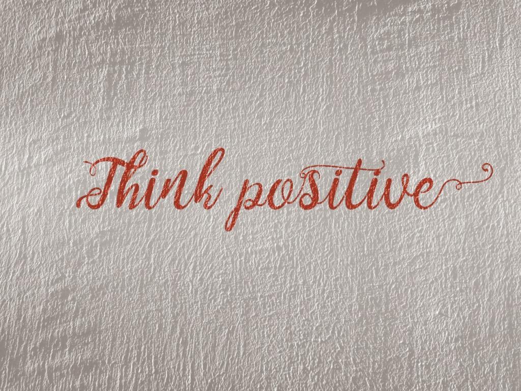 긍정적인 분위기를 유지하도록 하는 것이 좋습니다.