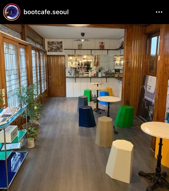 부트카페 서촌부트 마레지구 카페 서촌카페 bootcafe