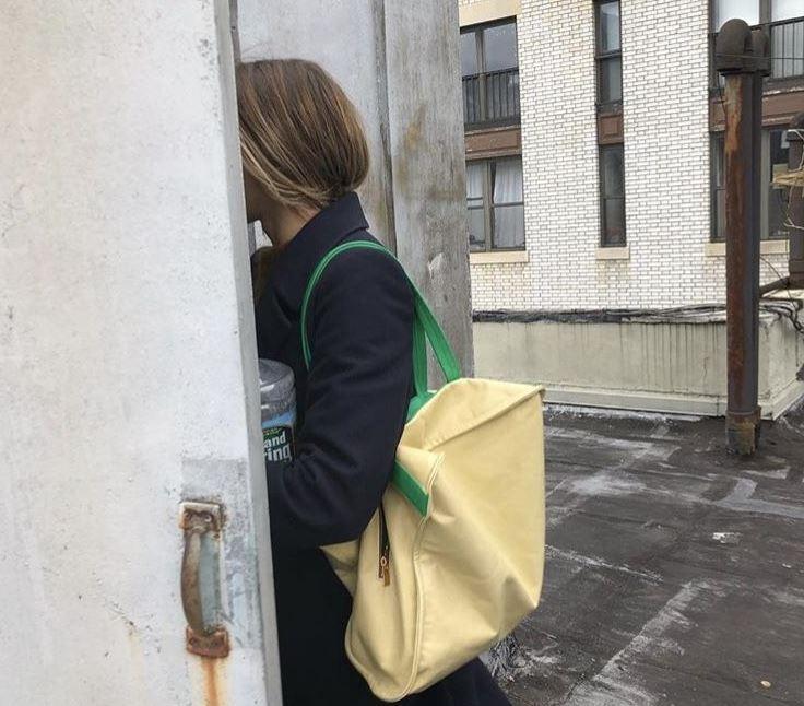 데일리 가방 에코백