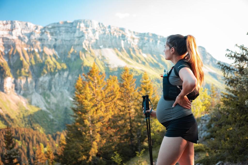 유산소 운동은 임산부의 심폐기능을 올리고 과도하게 체중이 올라가는 것을 예방할 수 있습니다.
