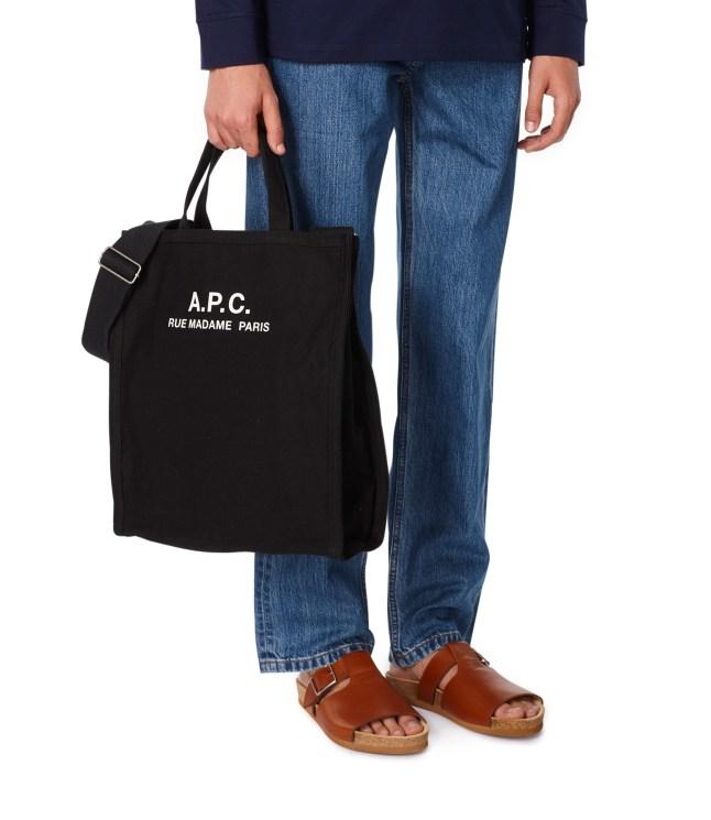 아페쎄 apc APC A.P.C 가방브랜드 에코백브랜드 아페쎄에코백 리쿠퍼레이션백 데일리