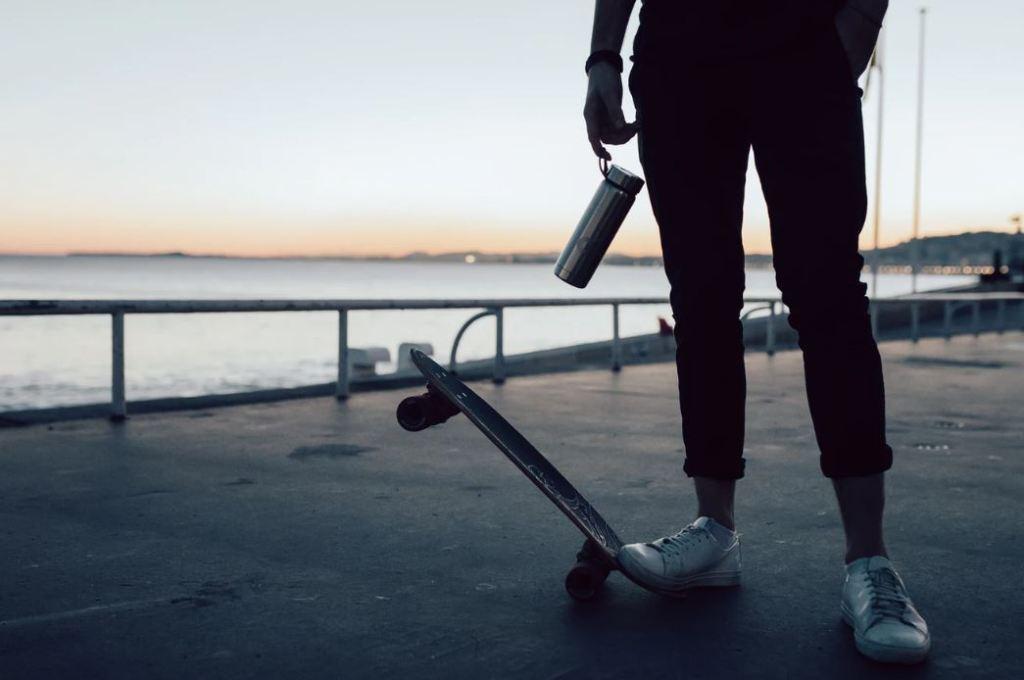 ENFP 유형 운동 순발력이 좋아서 집중력과 기술력이 필요한 스케이트 보드 추천