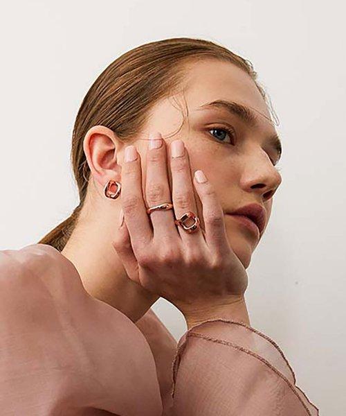 반지 고르는법  하얀피부 반지 로즈골드