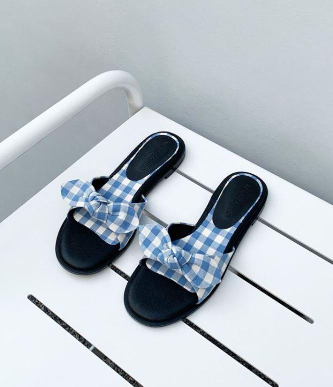 옷이날개 osiswing 미슈쏘머치 w컨셉 신발 슬라이드