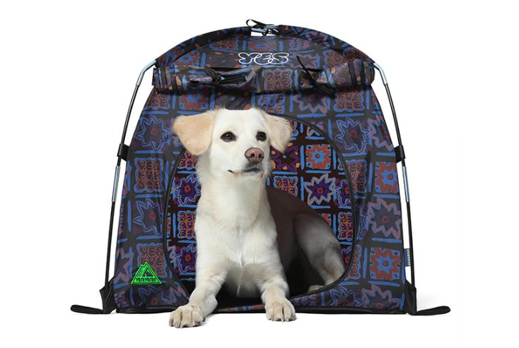 예스아이씨 강아지 텐트