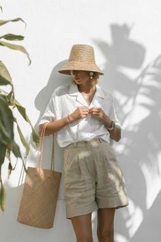 데일리 여름 패션