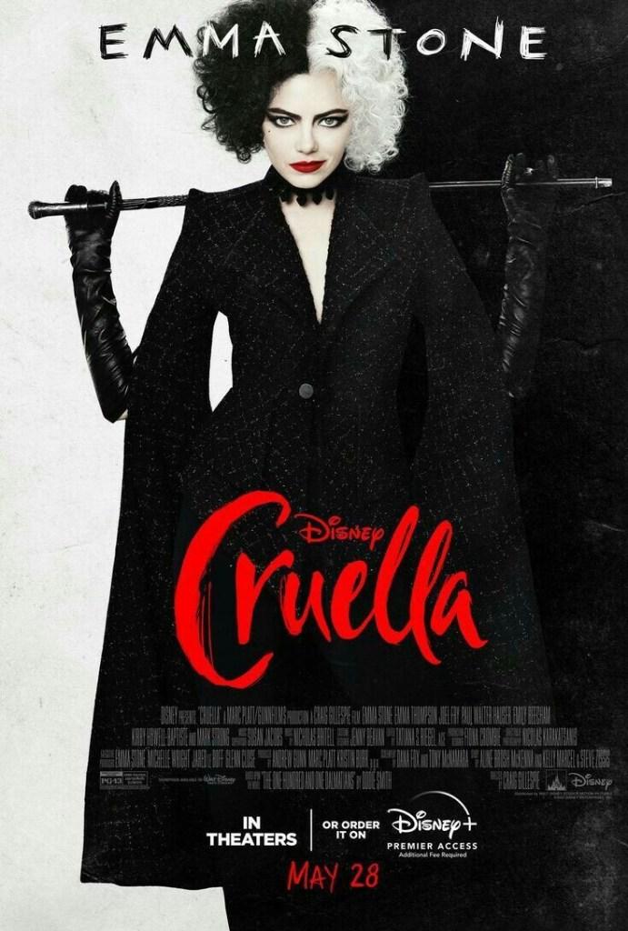 영화 크루에라 포스터