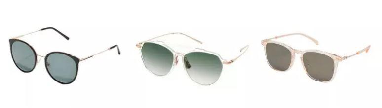 여름 선글라스 카린 마스카 헤지스 제품
