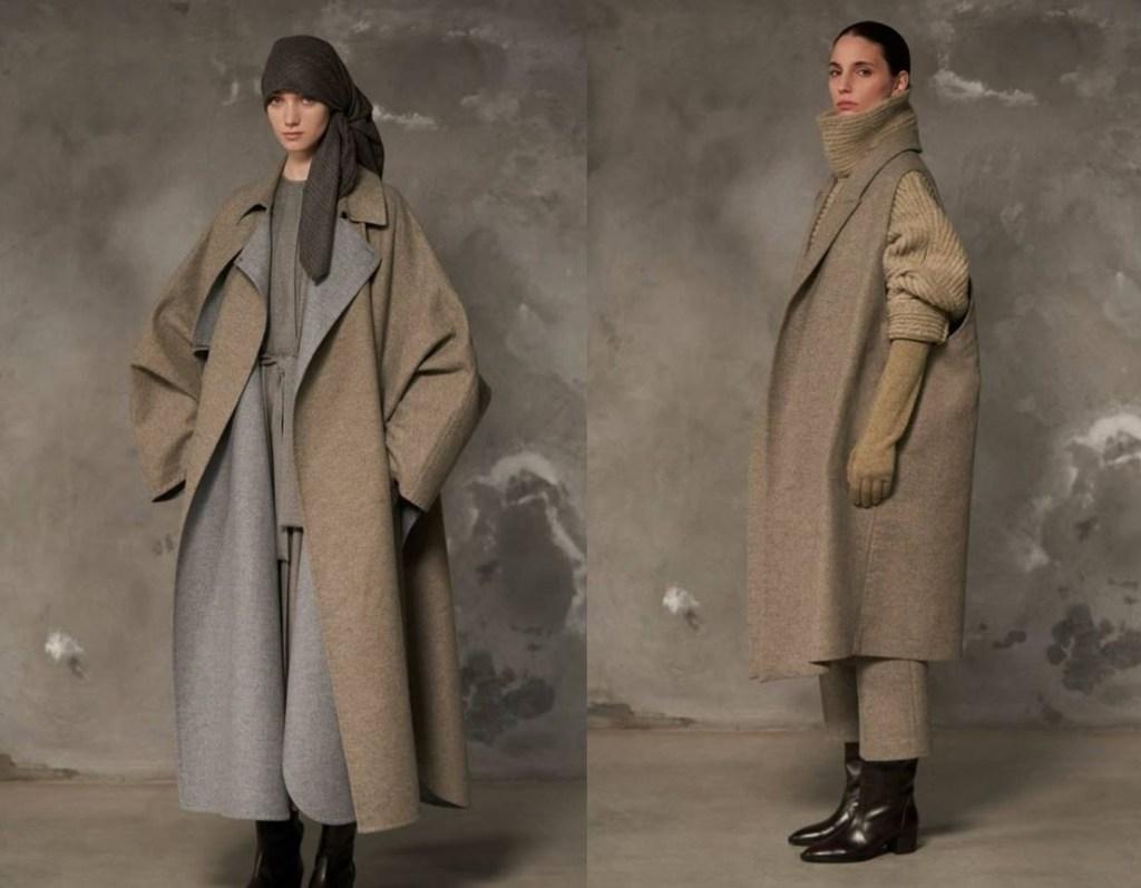 밀라노 패션위크 2021 F/W Calcaterra Collection