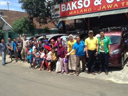 Touring Honda Freed Bandung