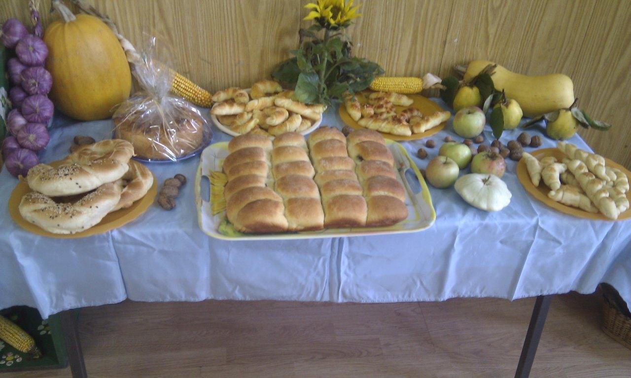 Dani kruha u PŠ Nard