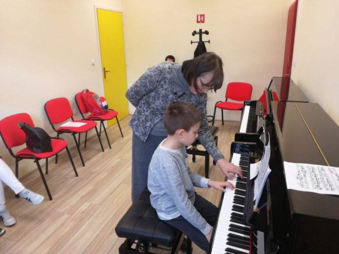 Seminar u glazbenoj školi