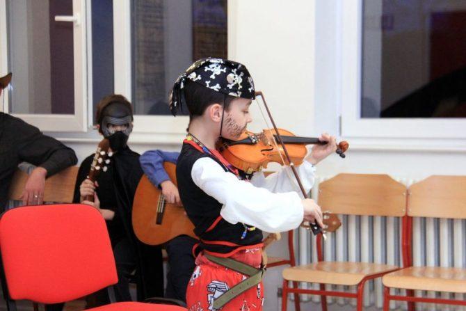 Najzabavniji koncerti u glazbenoj školi